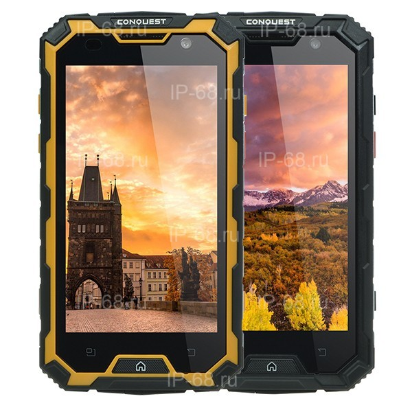 Conquest Knight S8 Pro 64GB LTE PTT