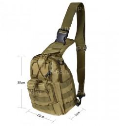 Тактическая походная сумка