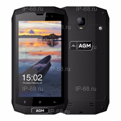 AGM A1Q 64GB LTE