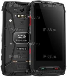 Conquest Knight S11 Pro Octa Core 128GB PTT