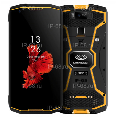 Conquest Knight S12 Pro 128GB PTT